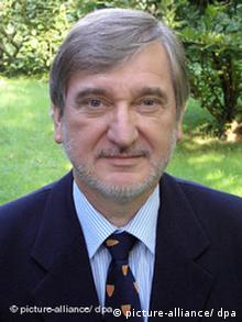 Professor Werner Abelshauser (Foto: dpa)