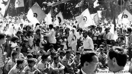Μνήμες του πολέμου της Αλγερίας στη σημερινή Γαλλία