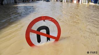 Iran Überschwemmung und Kältewelle (FARS)