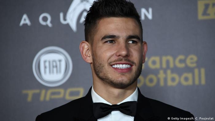 Lucas Hernández vai custar 80 milhões de euros ao Bayern Munique