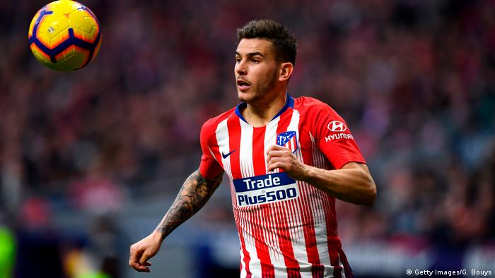 Fußball-Profi Lucas Hernandez (Getty Images/G. Bouys)