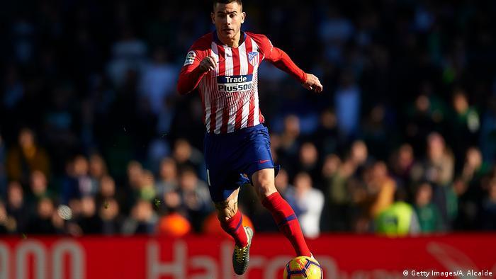 Fußball-Profi Lucas Hernandez (Getty Images/A. Alcalde)