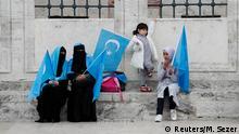 Türkei - ohne Papiere fürchten sich die Uiguren um ihre Zukunft