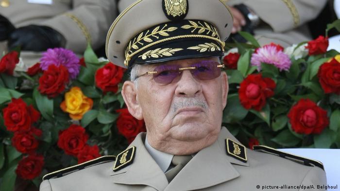 Algerien Ahmed Gaid Salah