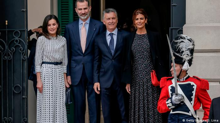 Argentinien - Internationaler Kongresses der spanischen Sprache in Córdoba (Getty Images/D. Lima)