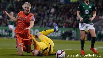 UEFA Women's Champions League: Wolfsburg - Lyon