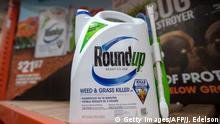 Bottle of Monsanto Roundup (Getty Images/AFP/J. Edelson)