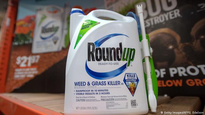 Symbolbild: Monsanto Roundup