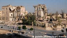 Aleppo: Symbolbild Israelischer Anschlag