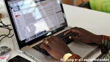 Computertechnologie mit iHub, Kenia |