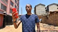 Symbolbild: Computertechnologie und digitales Afrika