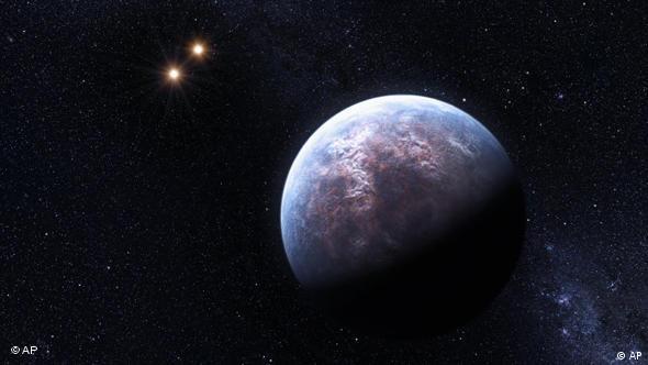 Grafi Planeten (Foto: AP)