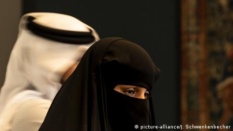 Saudi women (picture-alliance/J. Schwenkenbecher)