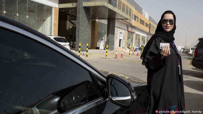Symbolbild: Frauen in Saudi Arabien