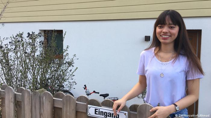 Köln Au Pair-Mädchen Herwina aus Indonesien