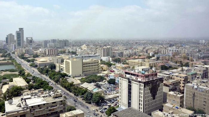 Karachi Stadtansicht (picture-alliance/Zumapress)