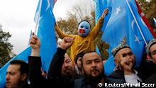 Türkei unsichere Lage für Uiguren aus China