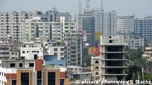 Bangladesch Wohn- und Geschäftshäuser in Dhaka