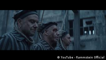 Screenshot Trailer Rammstein-Video März 2019 (YouTube - Rammstein Official)