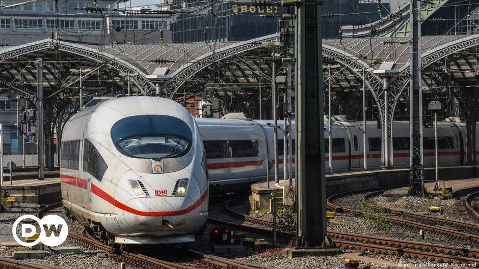 Deutsche Bahn to spend €12.7 billion on infrastructure and digitalization