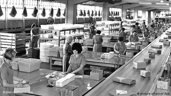 Quelle Versand 60er Jahre Flash-Galerie