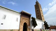 Marokko As-Sounna Moschee Rabat