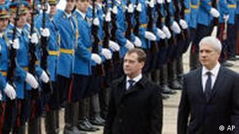 Poslednja poseta - Medvedev je kao predsednik bio u Beogradu 20. oktobra 2009.