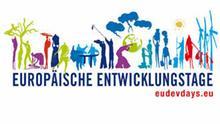 Logo Europäische Entwicklungstage Die Europäischen Entwicklungstage finden vom 22. bis 24.10.09 in Stockholm statt. Die DW ist Medienpartner. Das Bild ist rechtefrei. Quelle: Europäische Kommission