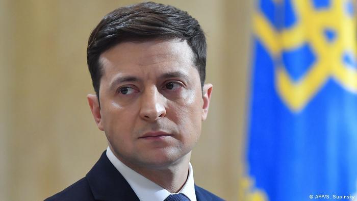 Владимир Зеленский, кадр из сериала Слуга народа
