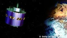 Satellit Französisch Guinea Meteosat MSG 1