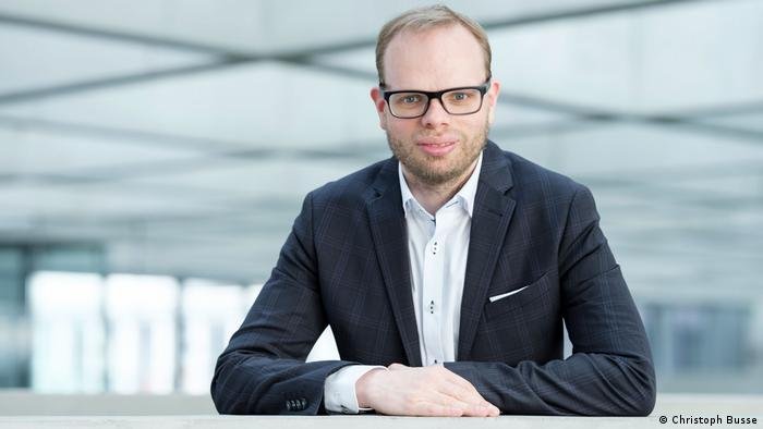 Deputado social-democrata Helge Lindh