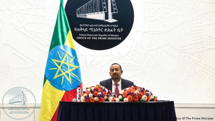 Äthiopien Premierminister Abiy Ahmed