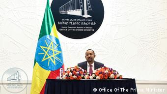 Äthiopien Premierminister Abiy Ahmed (Office Of The Prime Minister)