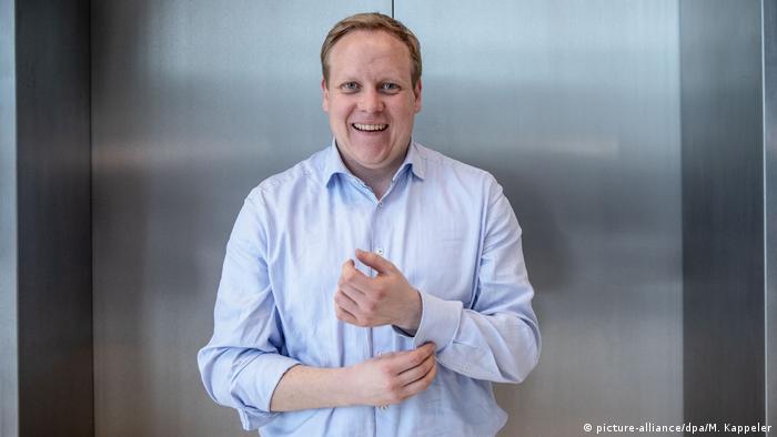 Deutschland Bundesvorsitzender der Jungen Union Tilman Kuban