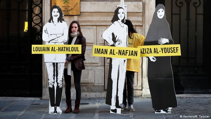 Loujain al-Hathlou, uma das principais defensoras dos direitos das mulheres na Arábia Saudita, foi acusada de tentar provocar mudanças na sociedade seguindo objetivos estrangeiros e de perturbar à ordem pública, além de gerar ameaças à segurança nacional. A ativista de 31 anos exigia a suspensão das leis de tutela masculina, que restringem a liberdade de movimento das mulheres. (28/12)