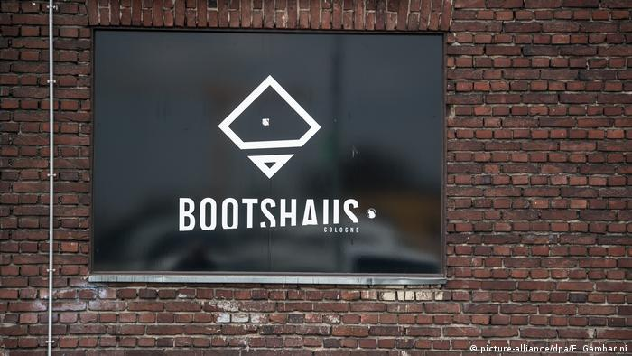 The outside of the Bootshaus club