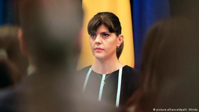 Rumänien | Laura Codruta Kövesi | Anti-Korruption