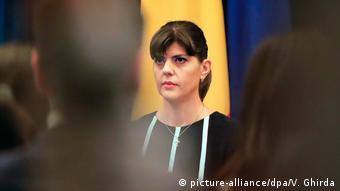 Avrupa Birliği Başsavcısı Laura Codruta Kövesi