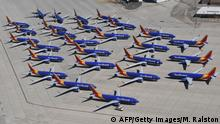 Southwest Airline Boeing 737 Max