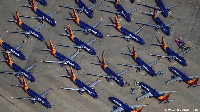 Более 400 пилотов подали в суд на Boeing за сокрытие дефектов 737 MAX