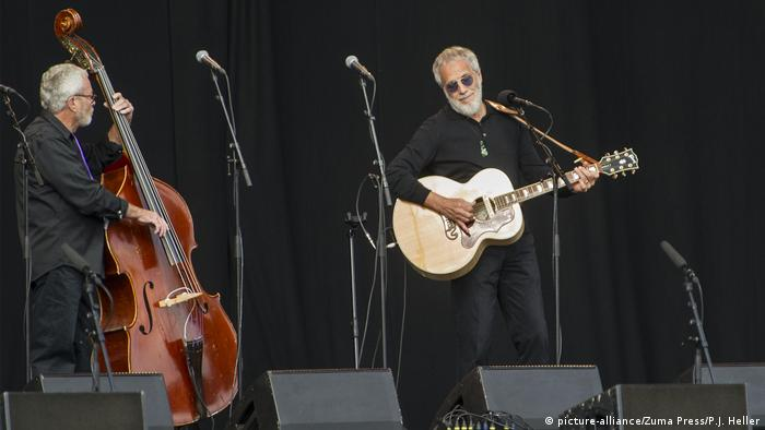 Yusuf Islam (picture-alliance/Zuma Press/P.J. Heller)