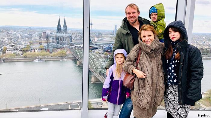 Köln Au Pair-Mädchen Herwina aus Indonesien (privat)