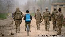 Afghanistan Bundeswehr Soldaten
