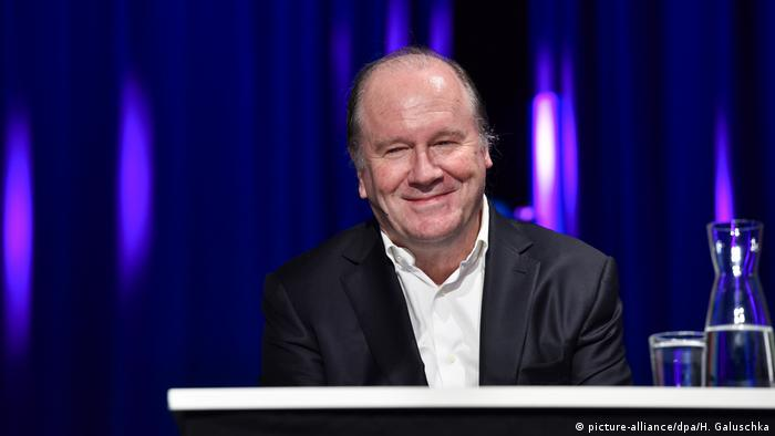 Lit. Cologne - William Boyd (picture-alliance/dpa/H. Galuschka)