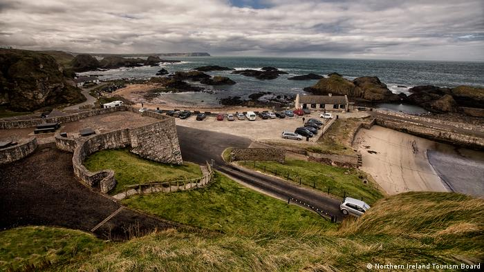Harbor of Ballintoy (Northern Ireland Tourism Board)