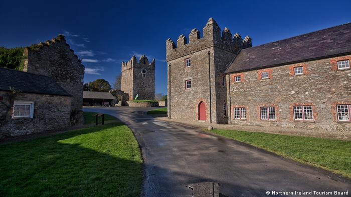 Castle Ward is the Winterfell Fortress of the Stark family (Northern Ireland Tourism Board)