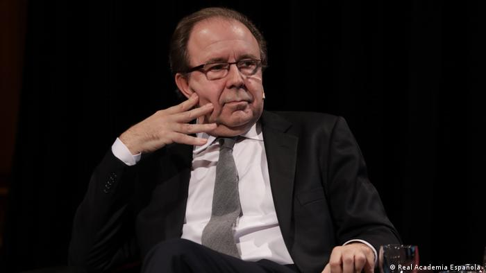 Pedro Álvarez de Miranda, spanischer Akademiker, RAE (Real Academia Española )