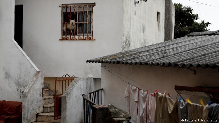 البته در این فاصله خیابانها در کووا دا مورا آسفالت شدهاند. زاغهها نیز جای خود را به ساختمانهای دو یا سه طبقه دادهاند. با این حال طبق گزارش سال ۲۰۱۷ سازمان ملل، مهاجران مستعمرات پیشین پرتغال، فقیرترین مردم این کشور به شمار میروند.