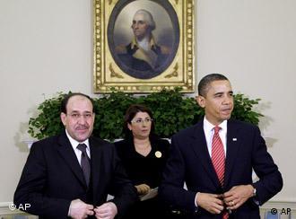 اتفاقيات الولايات المتحدة مع جمهورية العراق | خاص: العراق اليوم | DW | 09.09.2011