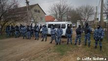 Durchsuchungen bei den Krimtataren auf der von Russland annektierten Krim